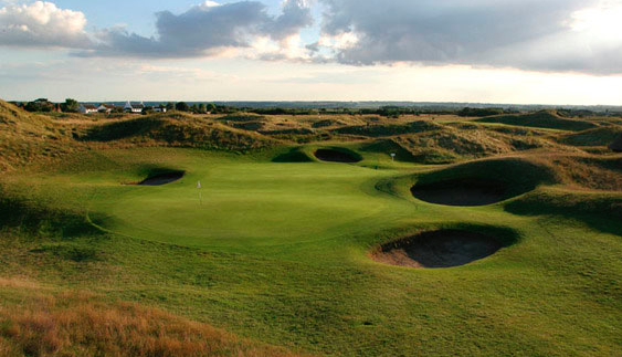 Royal St George's GC