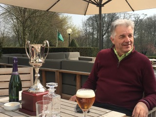 Peter Brown - Winter Cup Champion 2019
