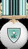 IGC Medal AAA-2-120 short